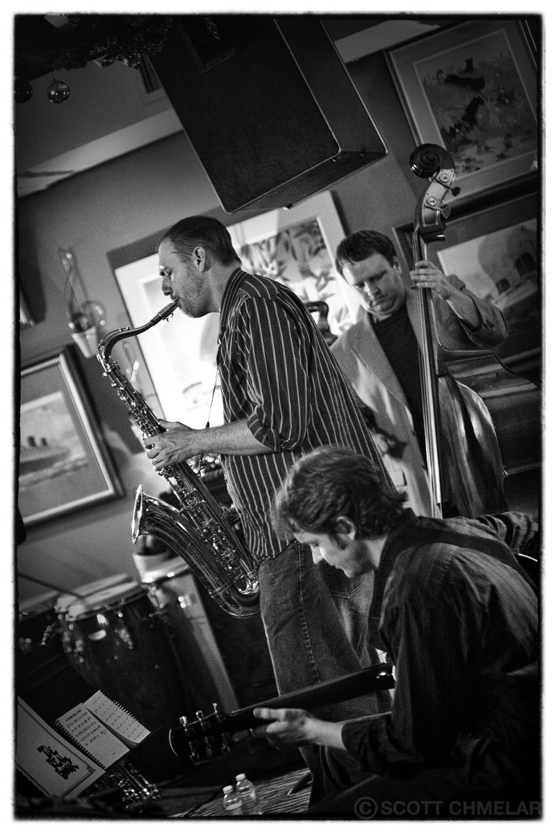 Live at Marsh Woodwinds, June 2011